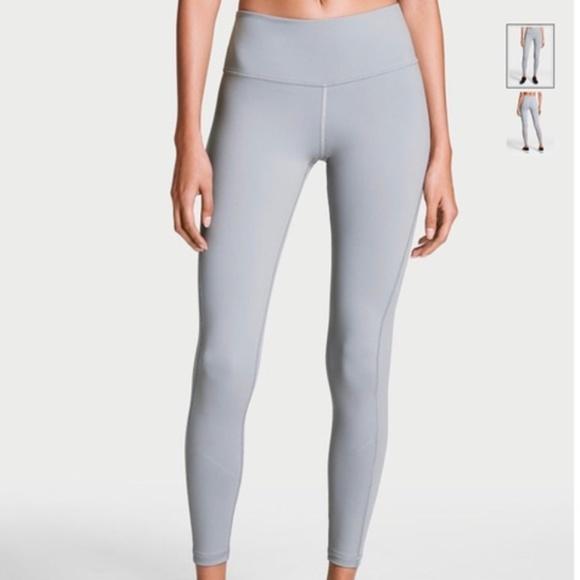 ff86c82fe85bf Victoria Secret Total knockout gray oasis leggings